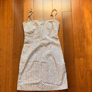 Ralph Lauren size 2 floral mini dress super clean